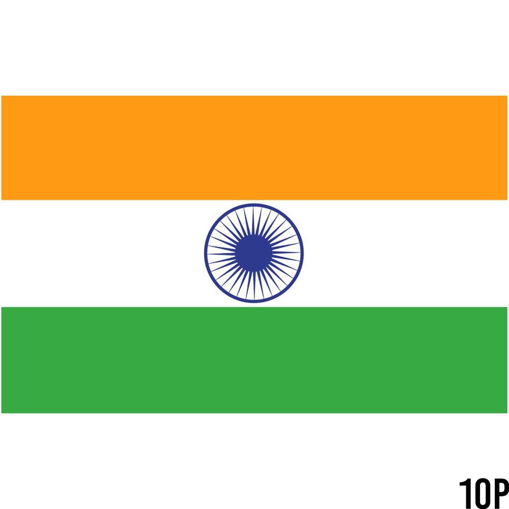 gdp of india - top10 counts