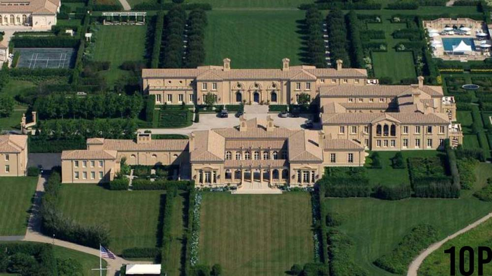 Most Expensive Houses In The World - top 10 counts
