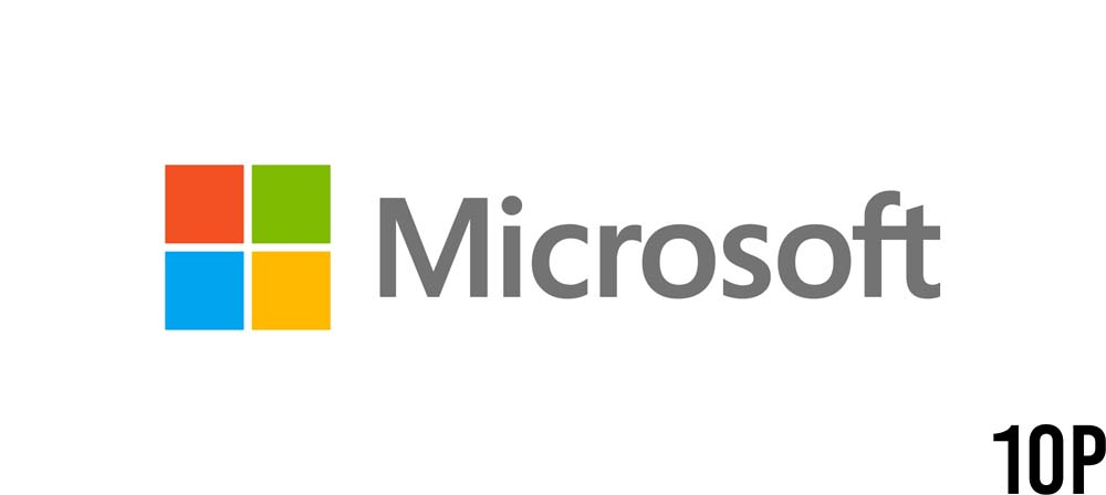Microsoft company - top10counts