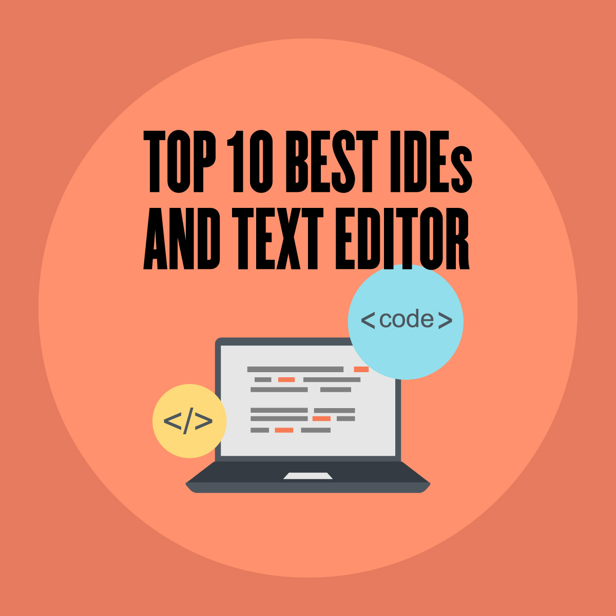 TOP 0 BEST IDES AND TEXT EDITOR FOR PYTHON