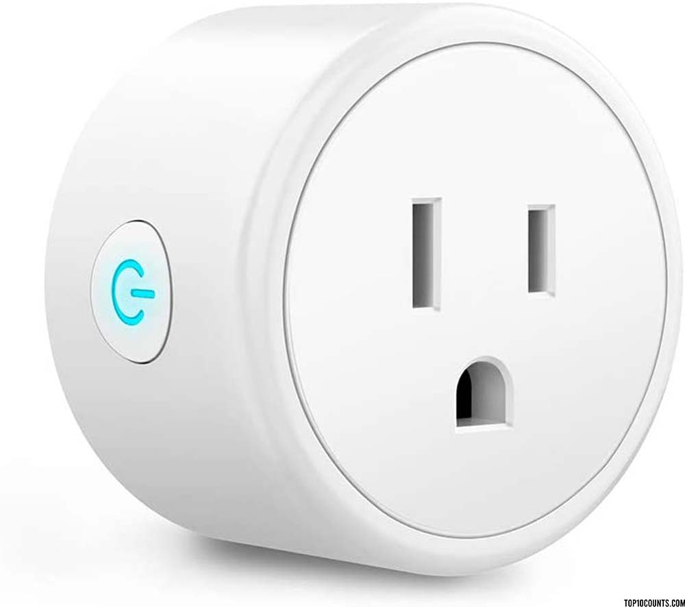Smart Plug - Best Google Home Accessories - top10counts