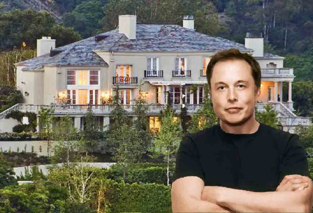expensive things of Elon Musk- Hpuse of Elon Musk