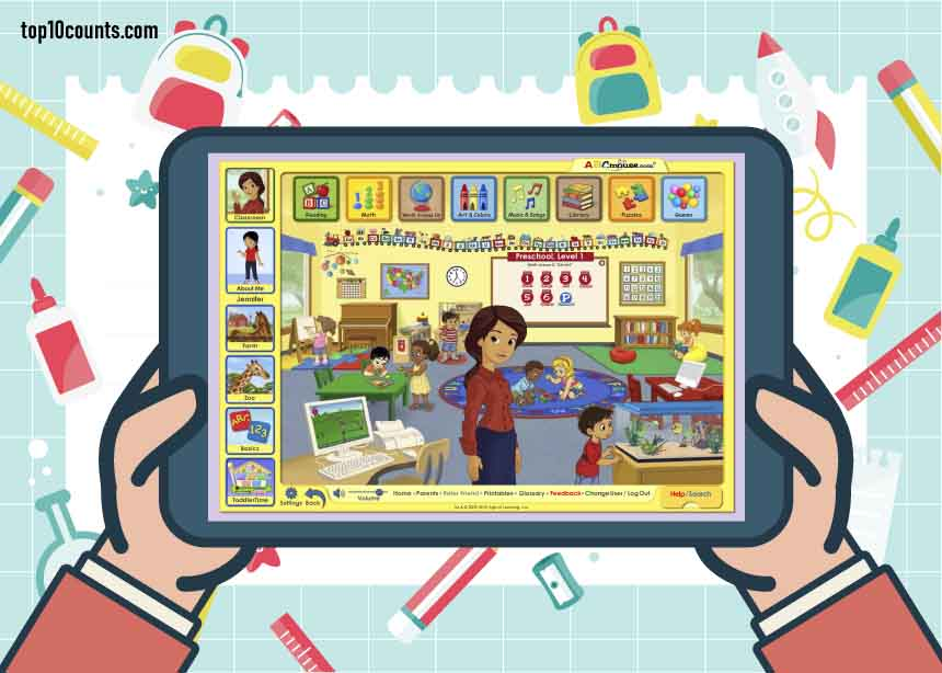 ABCmouse.com - Free Learning Apps for Preschoolers