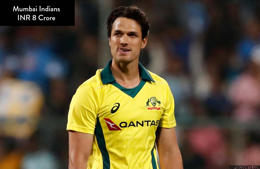 Nathan Coulter-Nile - Most Expensive IPL Players of 2020