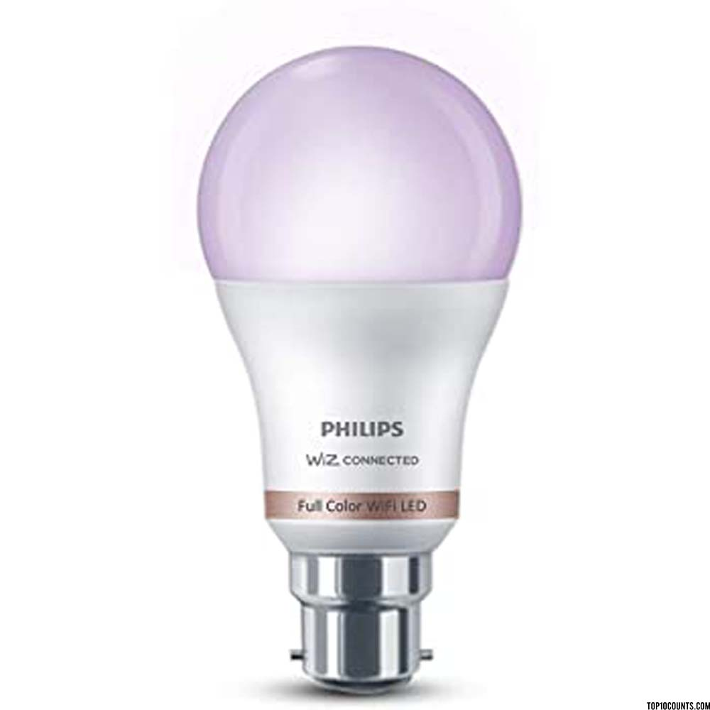 Philips Smart Wi-Fi LED Bulb - Best Google Home Accessories - top10counts