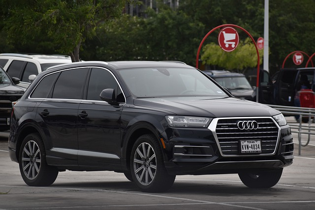 expensive things Elon Musk owns-Elon Musk's audi q7