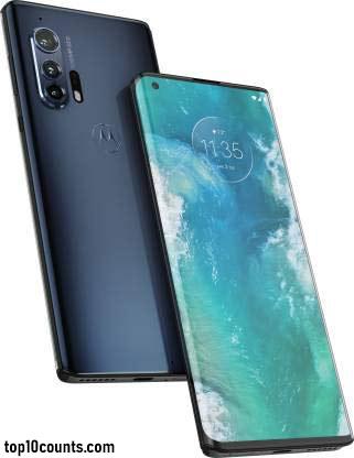 Motorola Edge Plus  - Best Gaming Phone In 2020
