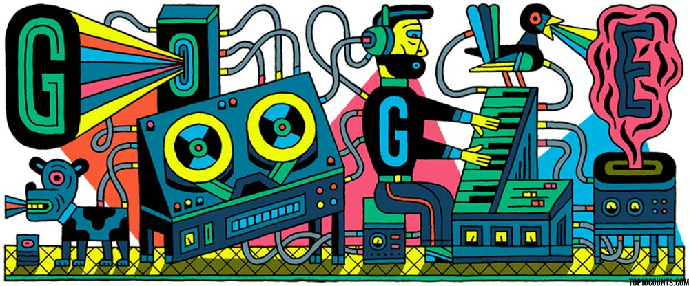 Best Google Doodle Designs - top10counts