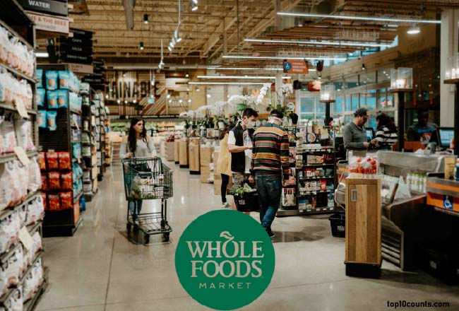 whole food market- companies owned by Amazon