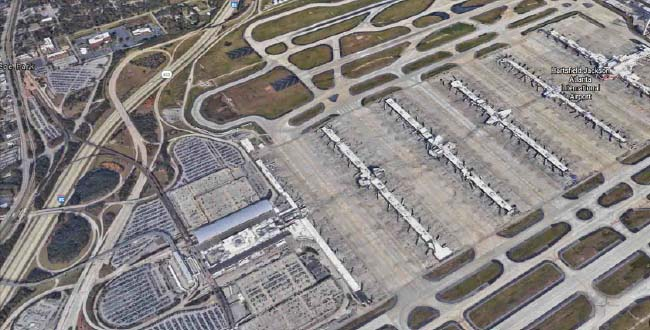 Hartsfiel Jackson Atlanta International airport -  Top 10 Busiest Airports In The World