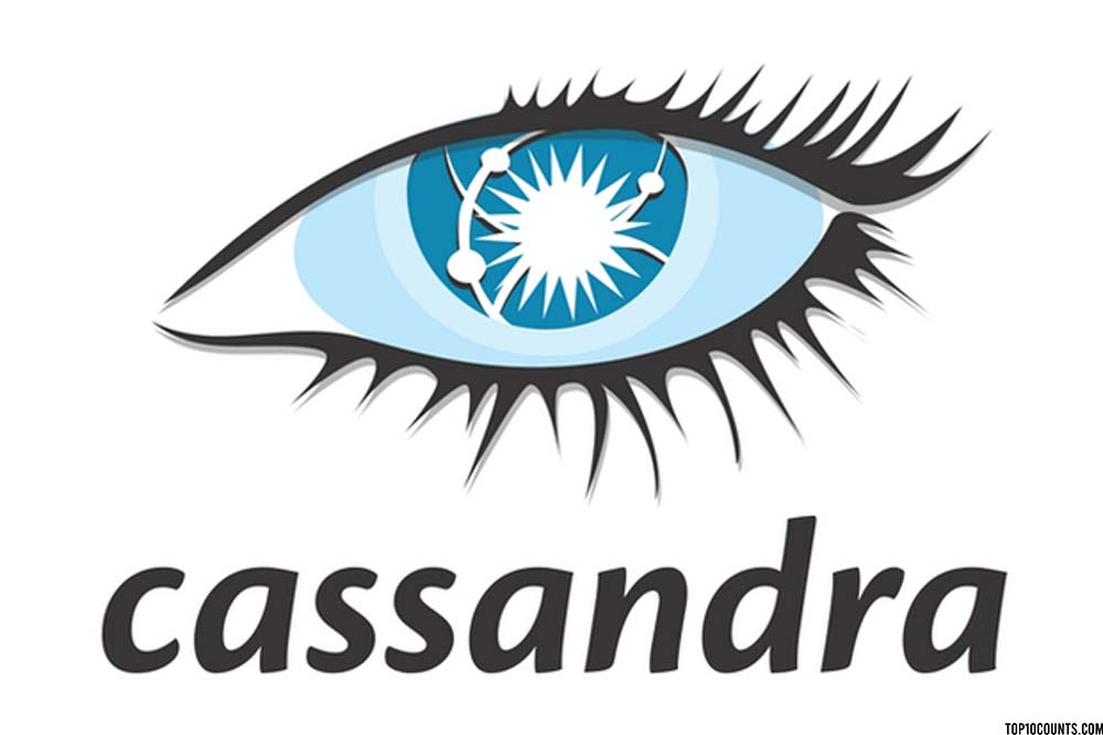 cassandra- Best Databases to Learn 2020 - top10counts