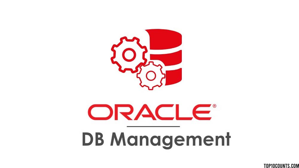 oracle database- Best Databases to Learn 2020 - top10counts