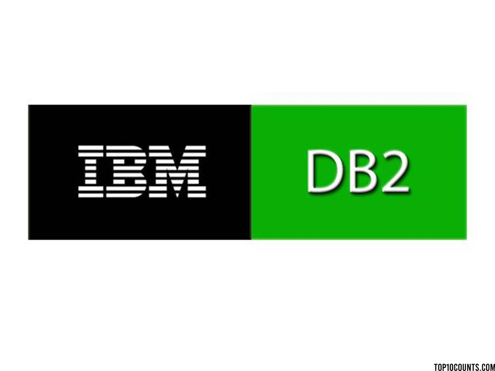 db2- Best Databases to Learn 2020 - top10counts