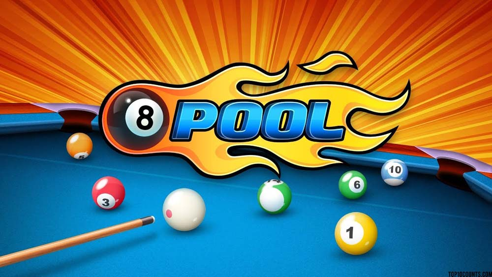 8 ball pool - Top 10 Grossing Games On Play Store