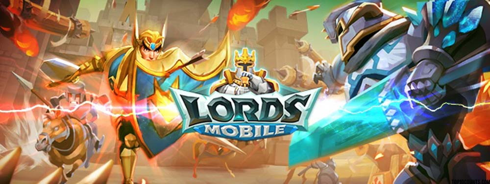 lords mobile - Top 10 Grossing Games On Play Store