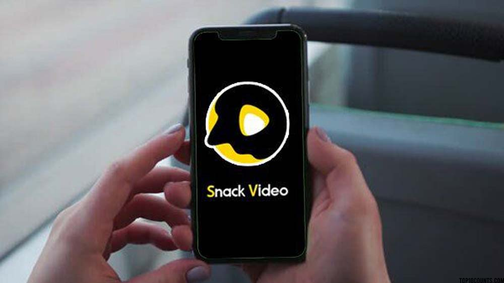 snack video- Top 10 Grossing Apps On Play Store