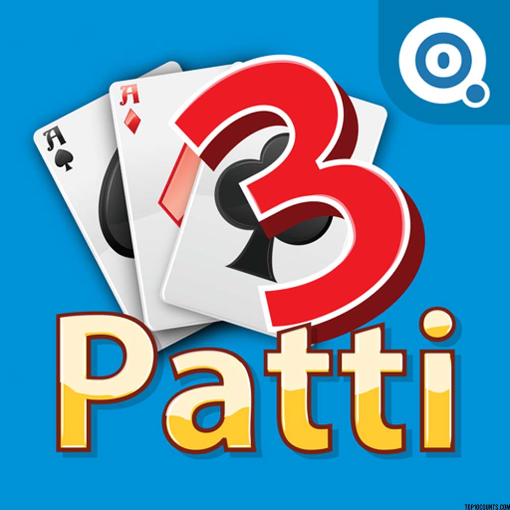 teen patti - Top 10 Grossing Games On Play Store