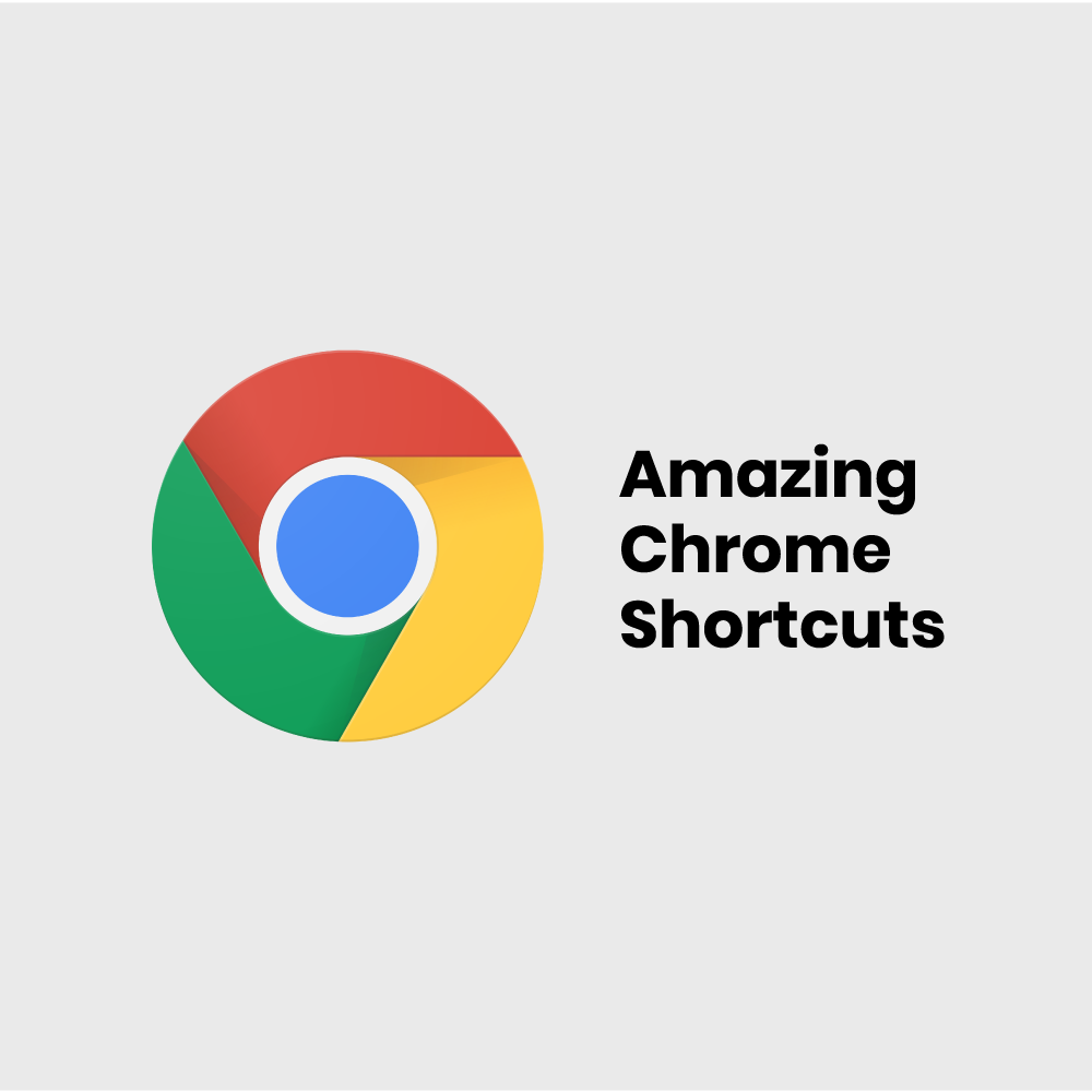 Must-Try These Chrome Shortcuts