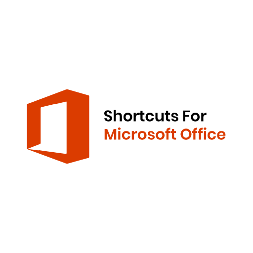 Shortcuts For Microsoft Office