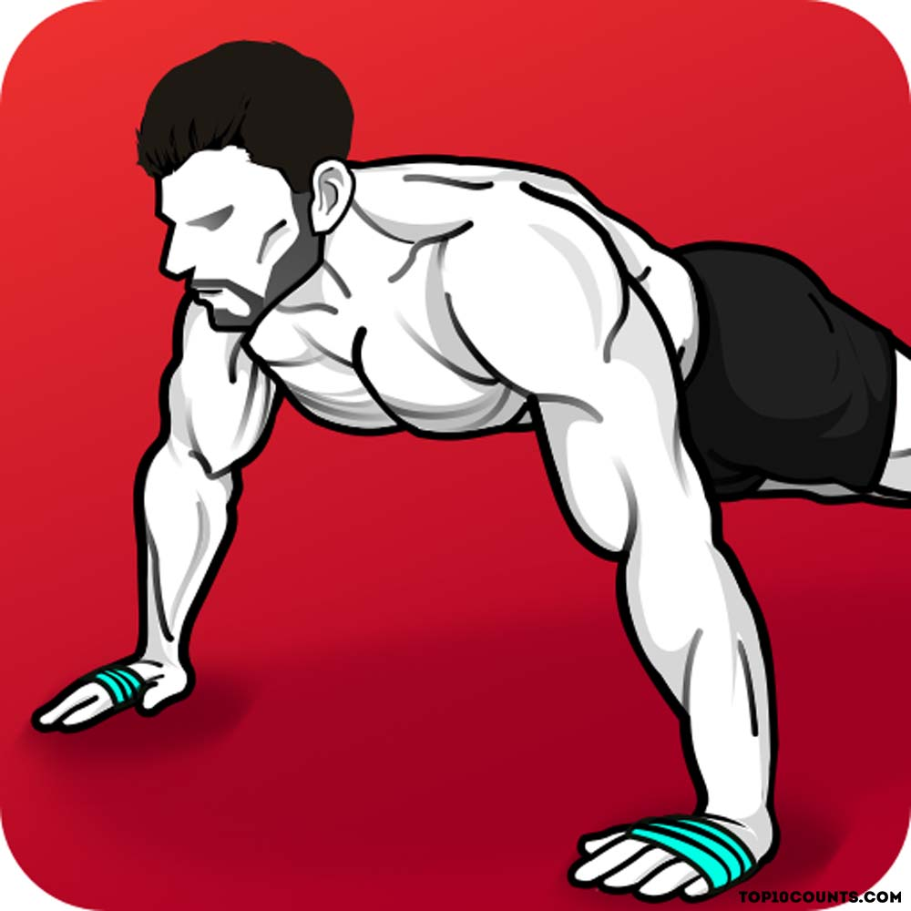 Home workout - Best Fitness and Workout Apps - top10counts