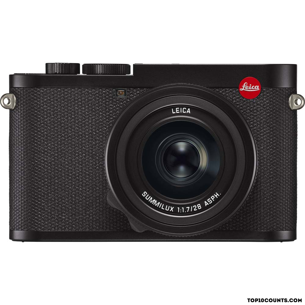 Leica Q2 - 7 Best Cameras to Buy In 2021 - top10counts