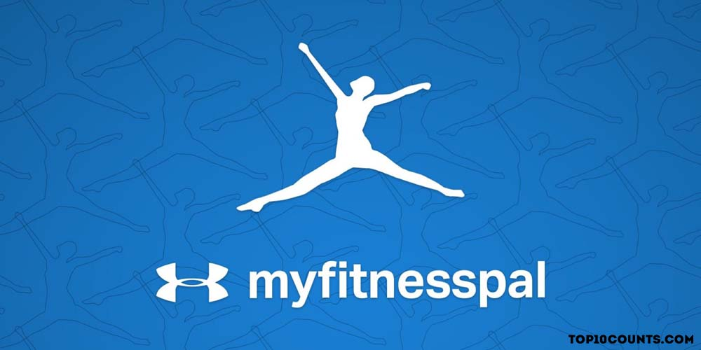 myfitnesspal- Best Fitness and Workout Apps - top10counts