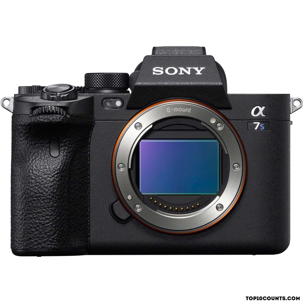Sony Alpha 7S III - 7 Best Cameras to Buy In 2021 - top10counts