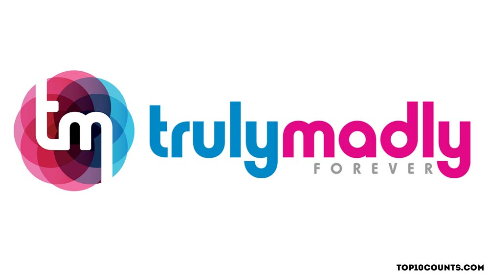 truemadly- Best Dating Apps In India - top10counts